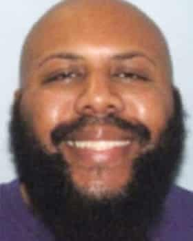 A photo of suspect Steve Stephens.
