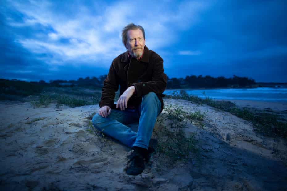 Australian author Chris Hammer, whose novels include Scrublands and Silver.