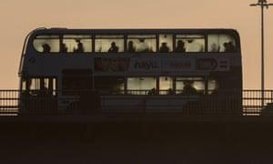 Bus in Bristol