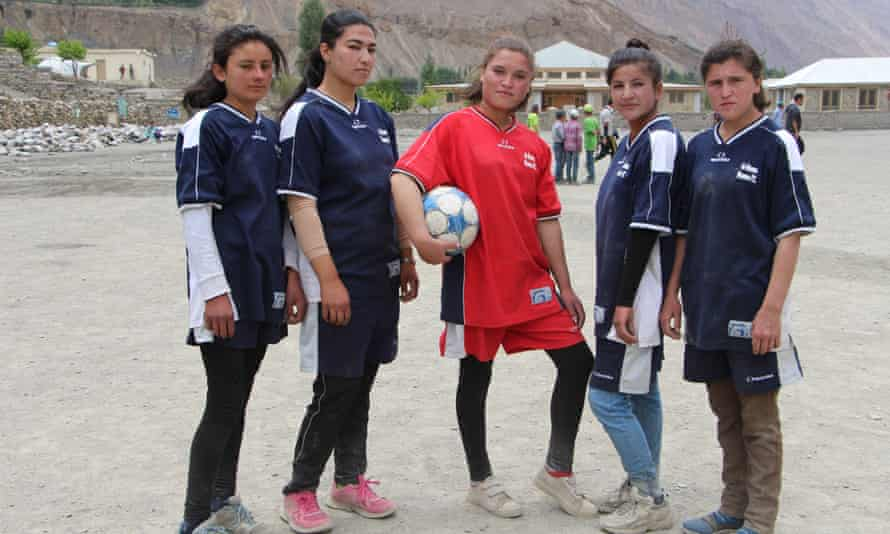 Parents in the region want their girls to be involved in sport and education.