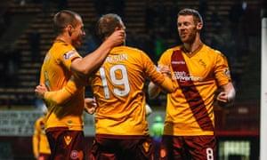 Motherwell v Dundee-Scottish Premiership