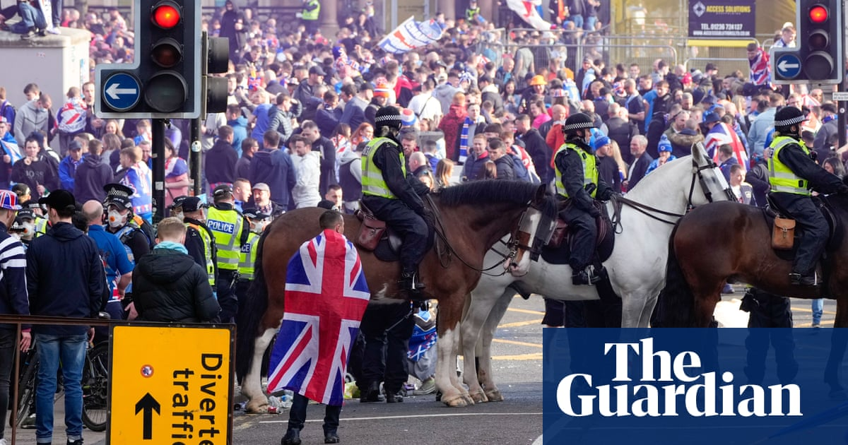 Glasgow churches subjected to anti-Catholic abuse after Rangers win