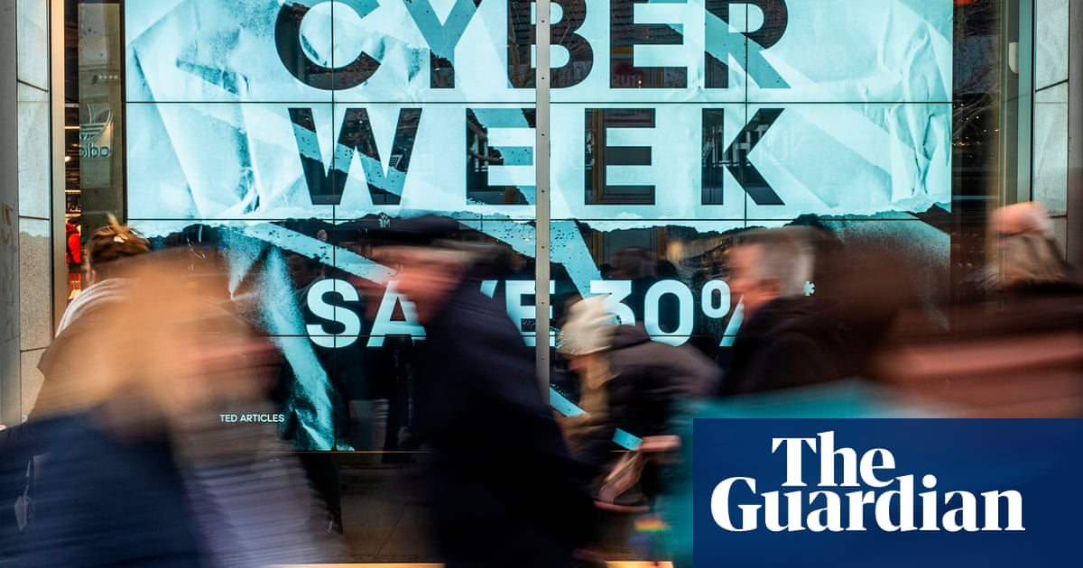 Cyber Monday 2018: guide to the best UK deals and offers | Business | The Guardian