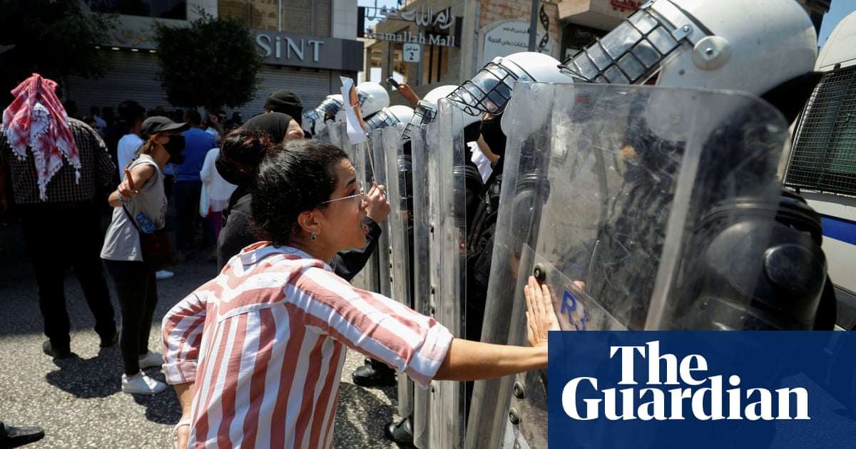 Amnesty: 'catalogue of violations' by Israeli police against Palestinians