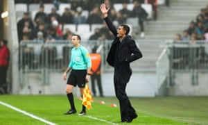Will Gus Poyet take Bordeaux into Europe or will he hit the big, red panic button?