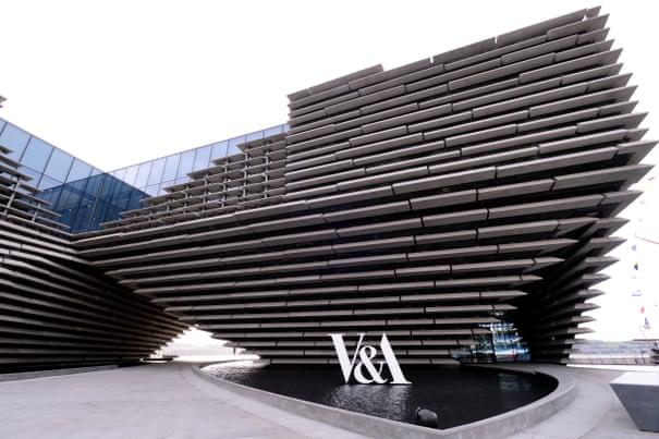 V&A Dundee review – a flawed treasure house on the Tay | Art