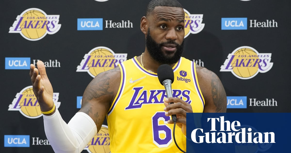 LeBron James was 'very skeptical' about Covid vaccine before changing mind