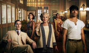 Bubbling passions and political intrigue: Indian Summers