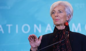 IMF chief Christine Lagarde, who has welcomed China's yuan into its elite reserve currency basket, recognising the ascendance of the Asian power in the global economy.