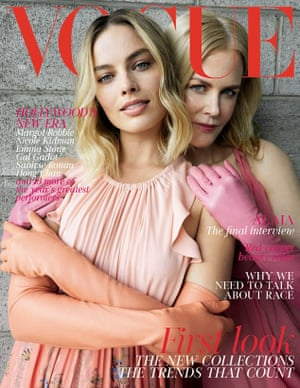 The February 2018 issue of British Vogue.