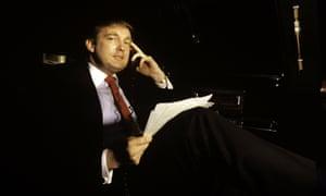 Donald Trump circa 1987