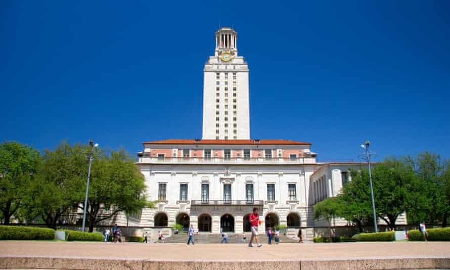 A clock tower on the University of Texas campus was the site of the first mass shooting of the modern era.