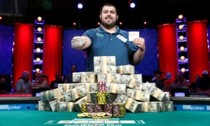 World Series Of Poker 25 Year Old Wins Title And 8 1m In