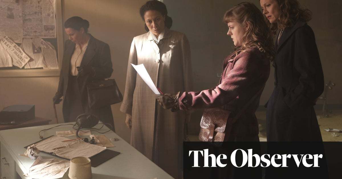 8431a1909d The week in TV: The Bletchley Circle: San Francisco; Orange Is the New  Black and more