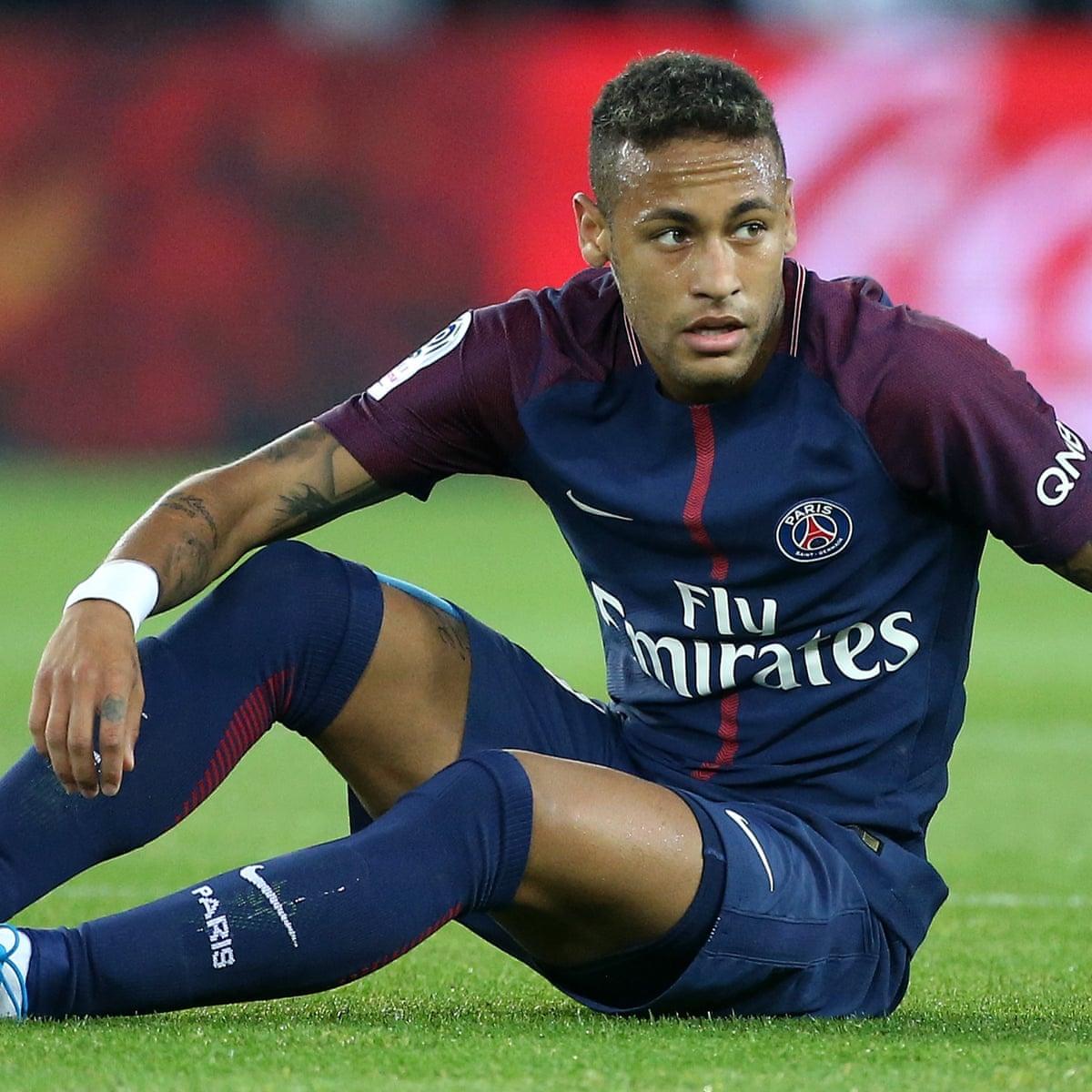 Psg Accused Of Peeing In The Pool On Ffp Rules Over Neymar S 200m Move Paris Saint Germain The Guardian
