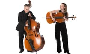 Bournemouth Symphony Orchestra players
