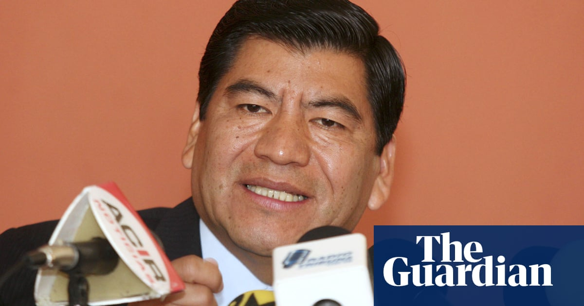 Mexico: ex-governor arrested for allegedly ordering torture of journalist