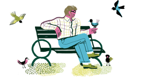 Illustration of Franzen