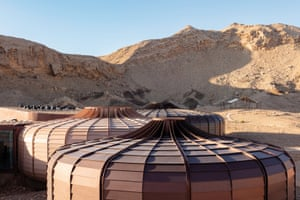 Sharjah, UAEBuhais Geology Museum by Hopkins Architects