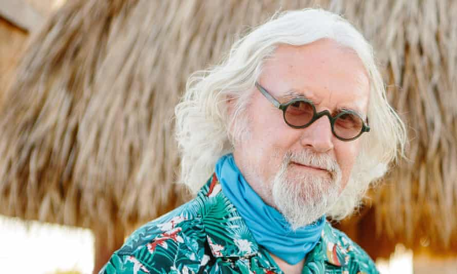 Billy Connolly in Billy Connolly's Ultimate World Tour.