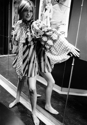 London Fashion Week 1969-70