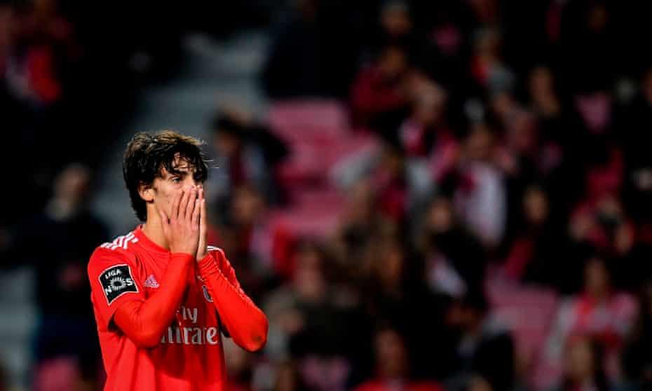 Benfica's João Felix