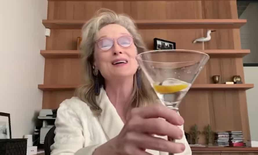 Meryl Streep sings Sondheim.