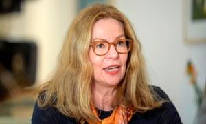 Swedbank's former chief executive Birgitte Bonnesen