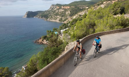 Cycling in Ibiza