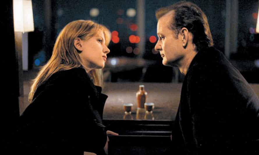 Scarlett Johansson and Bill Murray in Lost in Translation