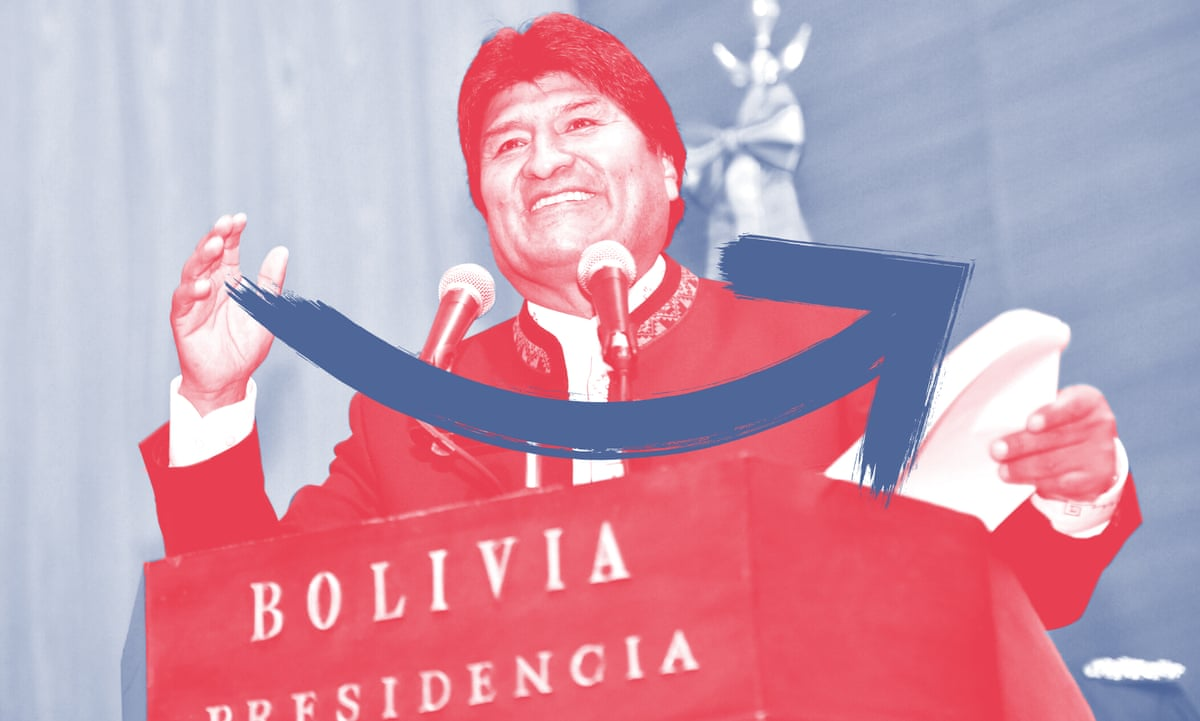 How A Populist President Helped Bolivia S Poor But Built Himself A Palace World News The Guardian