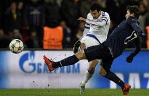 Pedro comes close.