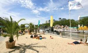 Of The Best Urban Beaches And City Riversides In Europe - The 11 best urban beaches in europe