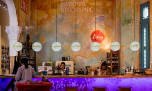 Belview Art Cafe, Havana, Cuba