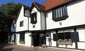 The Olde Bell Inn, dates back to 1135.