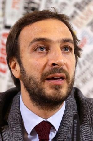Emiliano Fittipaldi.