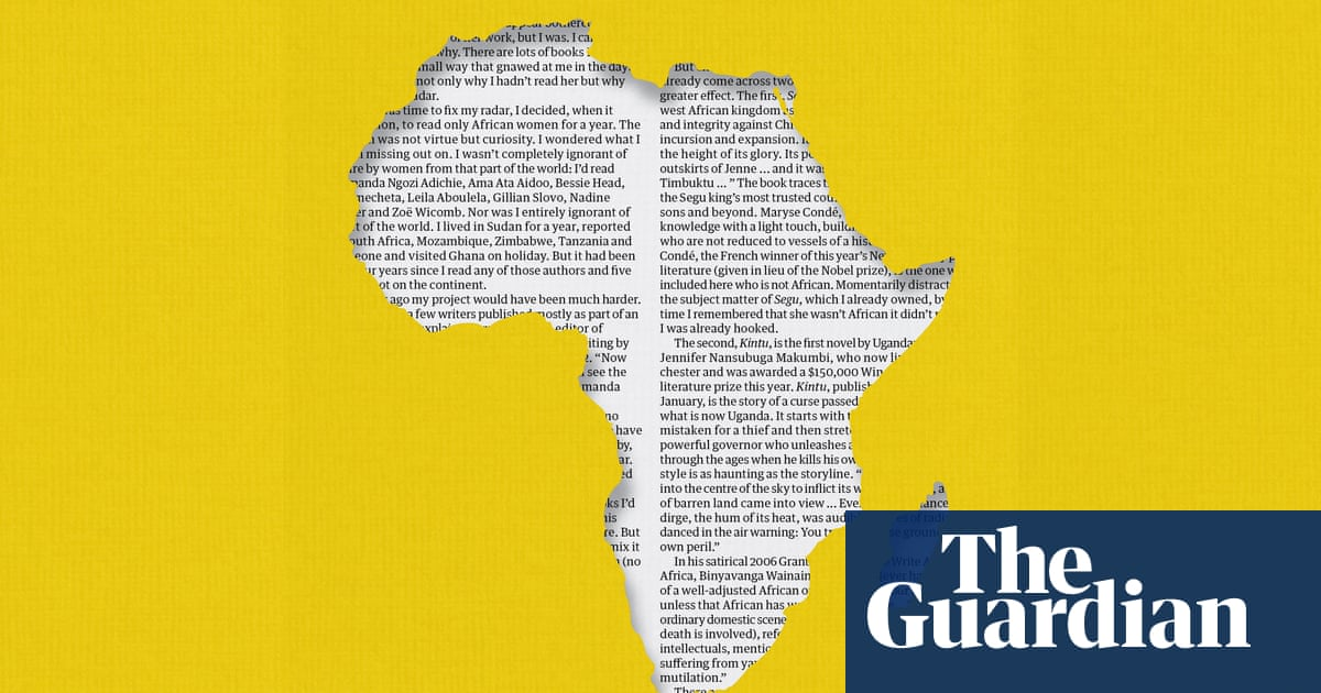 My year of reading African women, by Gary Younge