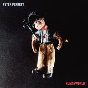 Peter Perrett: Humanworld album artwork