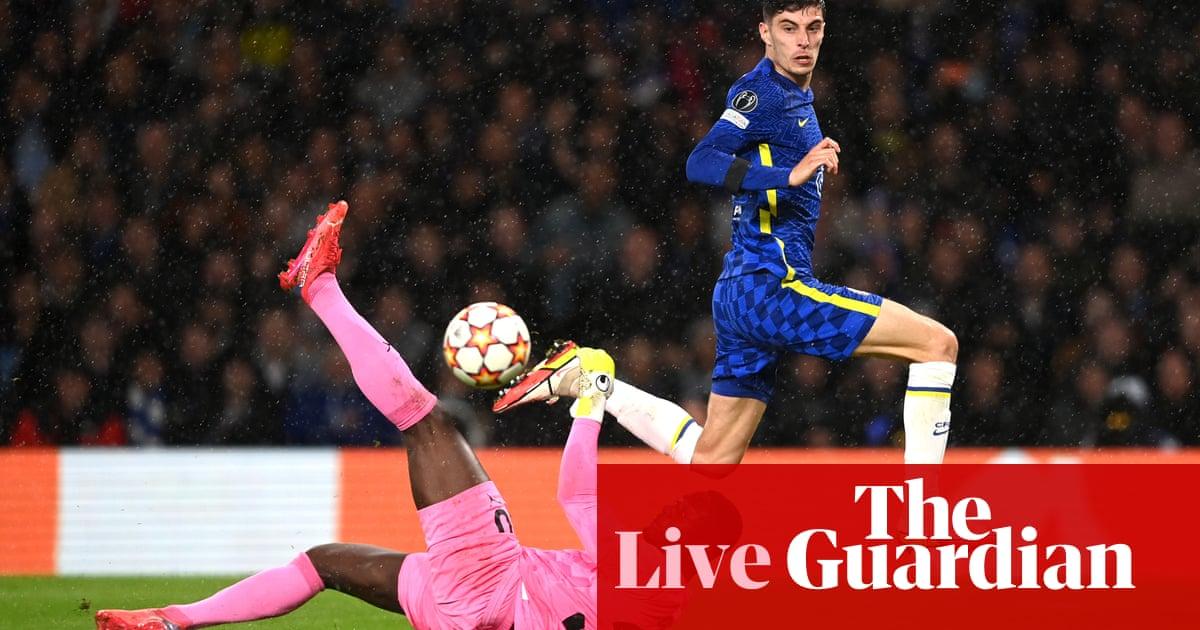 Chelsea 4-0 Malmö: Champions League – as it happened