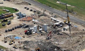 The rule, which came in the wake of a 2013 chemical explosion that killed 15 people in West, near Dallas, set stricter standards for operators' risk management plans.