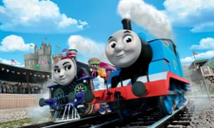Thomas and Friends: The Great Race.