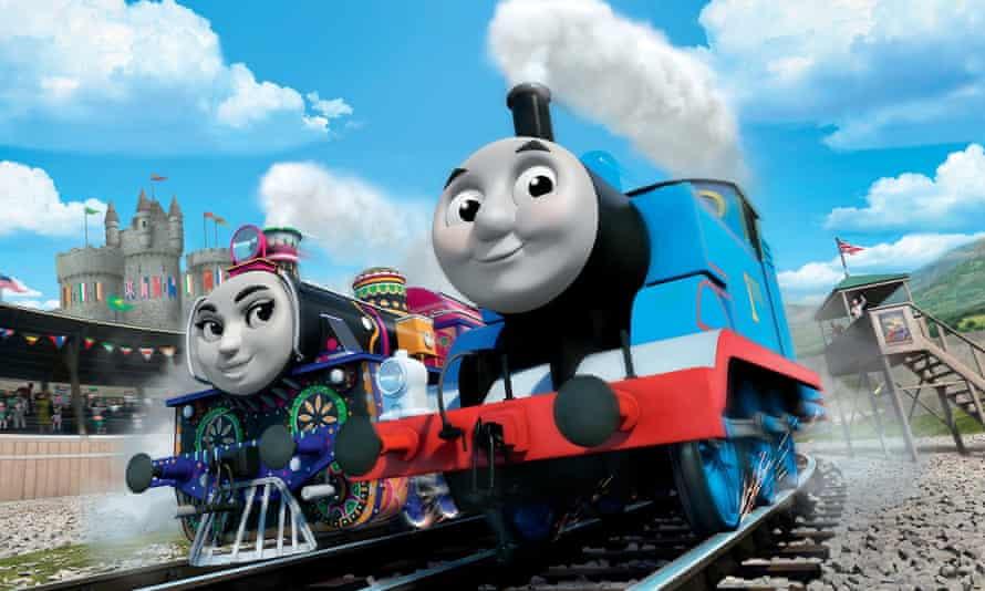 Ashima and Thomas.