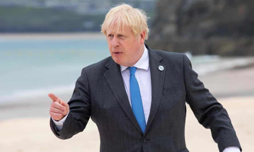 Boris Johnson is poised to announce a delay to his plan to remove the remaining restrictions on 21 June.
