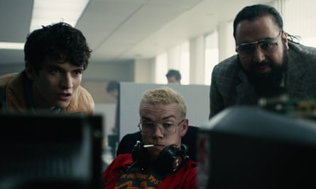 A still from Black Mirror: Bandersnatch.