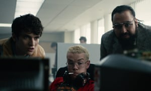 'Not many shows can get away with this sort of confection' ... Black Mirror's interactive special, Bandersnatch.