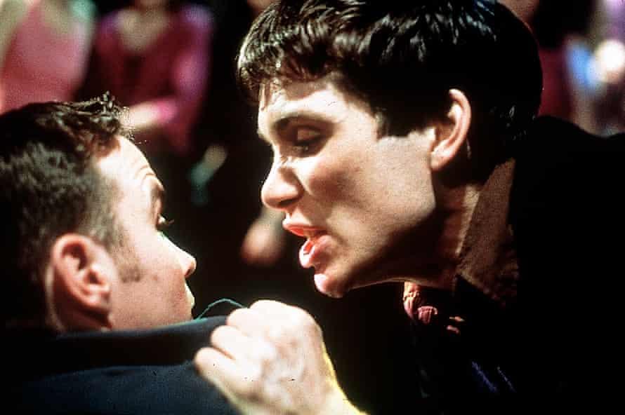 Murphy in the film version of Disco Pigs, 2001. Photograph: Renaissance Films