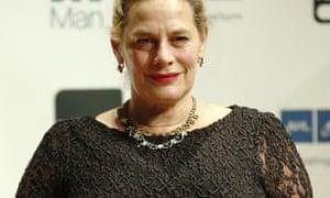 Booker prize shortlisted writer Deborah Levy