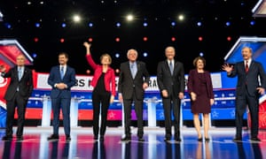 Many of Biden's presidential candidate rivals, such as Pete Buttigieg, Bernie Sanders and Elizabeth Warren, have been tipped for positions in his cabinet.