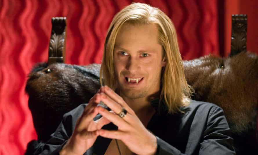 Alexander Skarsgård as Eric Northman in True Blood.