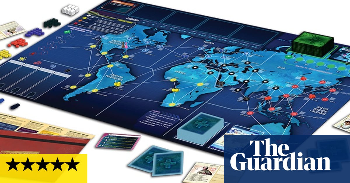 Pandemic Legacy review: Emotional highs and agonising lows | Games | The Guardian image
